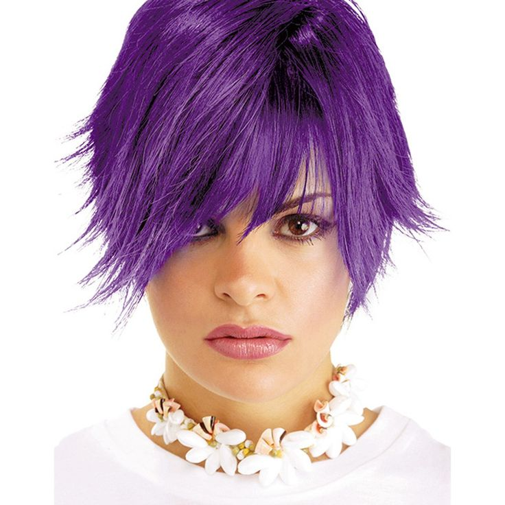 permanent purple hair dye1