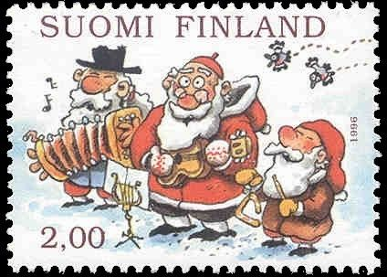 Finlandia 1996