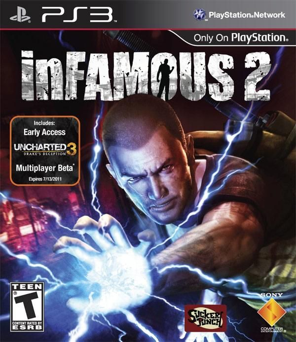 Now available in our store Infamous 2 Sony P.... Check it out http://the-gamers-edge-inc.myshopify.com/products/infamous-2-sony-playstation-3-ps3-video-game?utm_campaign=social_autopilot&utm_source=pin&utm_medium=pin now!