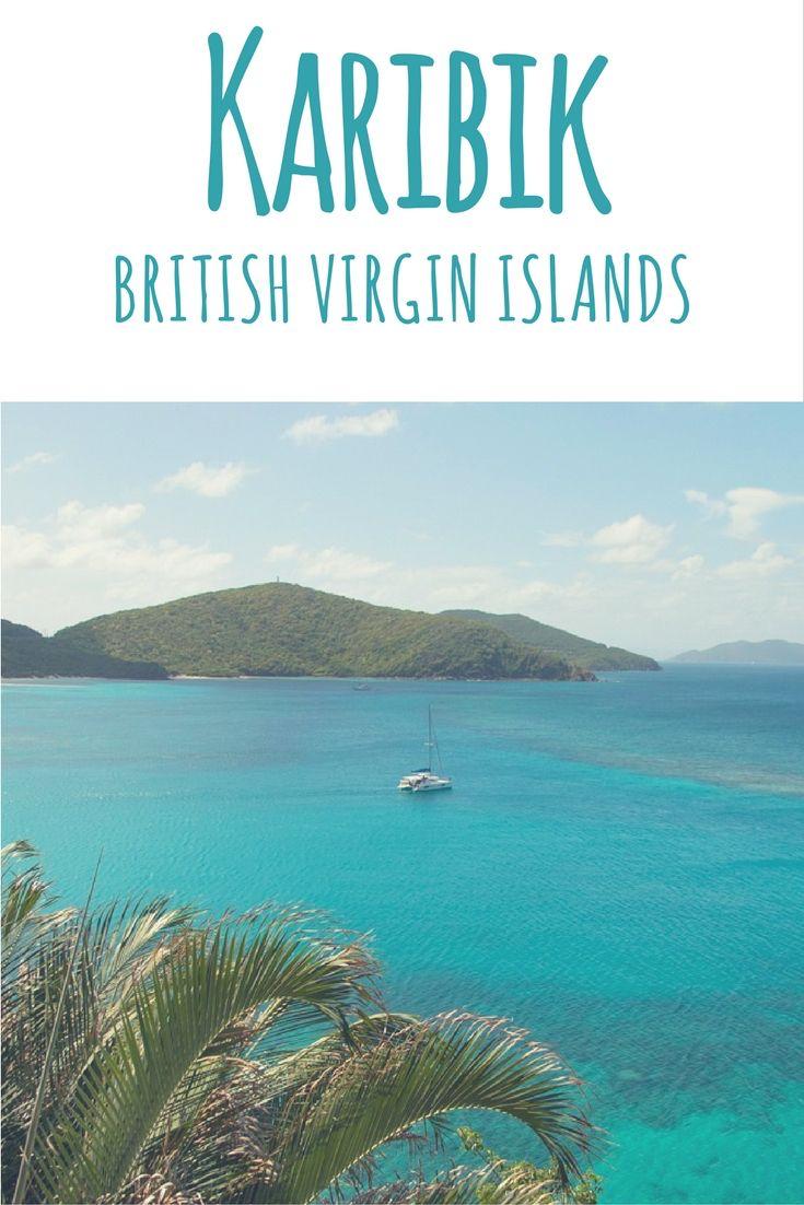 British Virgin Islands (Karibik): Im Katamaran um 60 Inseln - Artikel zum Segeltörn in meinem Reiseblog