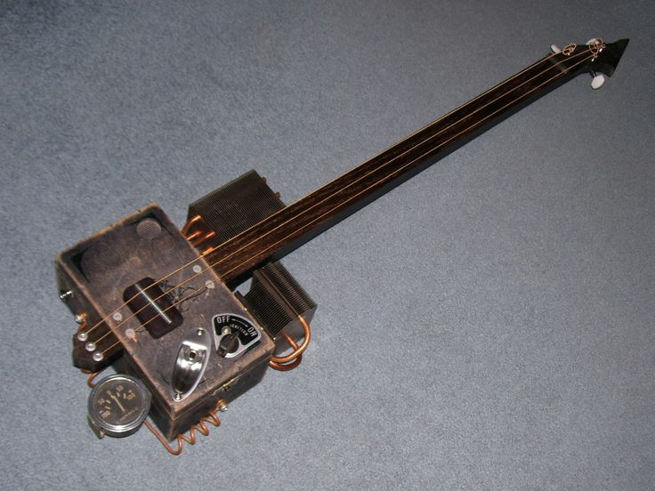 9 Best Images About Steam Punk On Pinterest Guitars For
