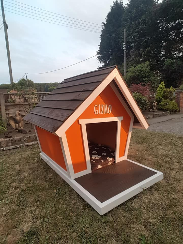 Krooked Kennels Dog House S Ensure Your Pet Leads A Life Of Luxury