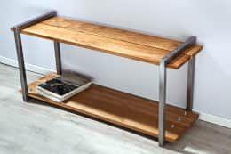 Sitzbank *Quimby: industriale Küche von Rough And Ready