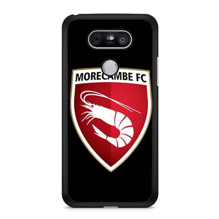 Morecambe Fc Logo Black LG G6 Case Dewantary