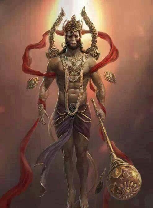 LORD HANUMAN - THE SERVANT GOD Senhor Hanuman ou Hanumanji (हनुमान जी) é…