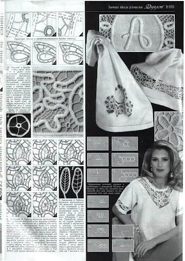 RPL patterns in Duplet Magazine