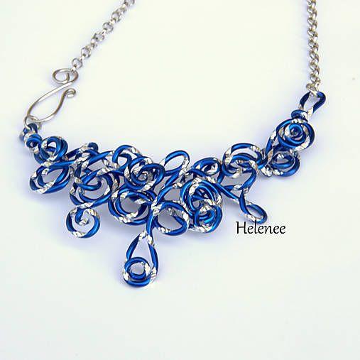 Koralina / Kráľovská modrá