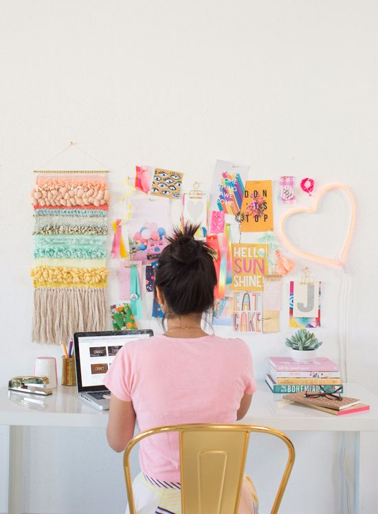an easy way to get out of a creative rut... - Oh Joy!