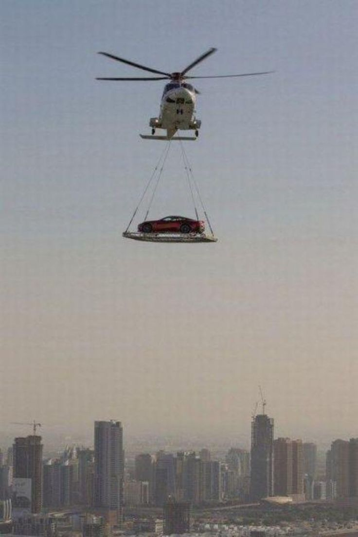 Very Unusual Things You Can See Every Day in Dubai