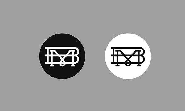 Brady Mcguire branding on Behance