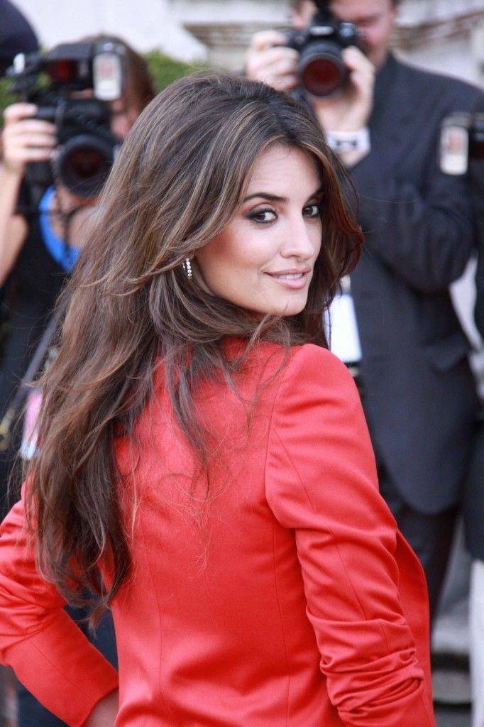 Long Hair Paradise Penelope Cruz In 2019 Hair Hair Cuts Long