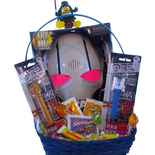 33 best easter gift baskets gifts favors more images on star wars easter basket negle Choice Image