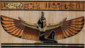 ۞ ADM Sleipnir             Na mitologia egípcia, Maat (ou Mayet) era a deusa da lei física e moral do Egito, da ordem, do equilíbrio, reti...