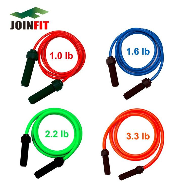 Heavy Power Jump Rope / Weighted Jump Rope / Heavy Jump Rope