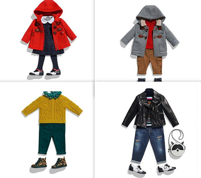 Çocuklarımız trendlerden mahrum kalacak değil ya! İşte stil sahibi annelerin stil sahibi çocuklarına Gucci'den kombin önerileri…