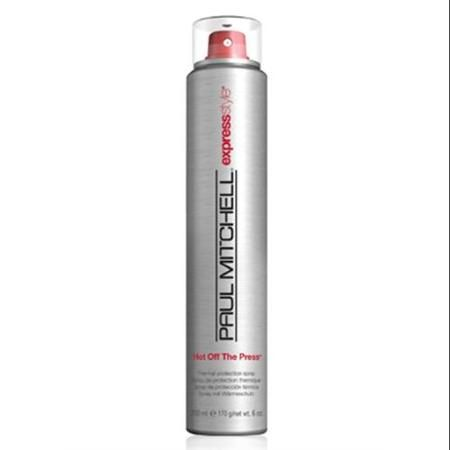 Paul Mitchell Hot Off The Press Thermal Protection Hairspray 6 oz - Walmart.com $11.82