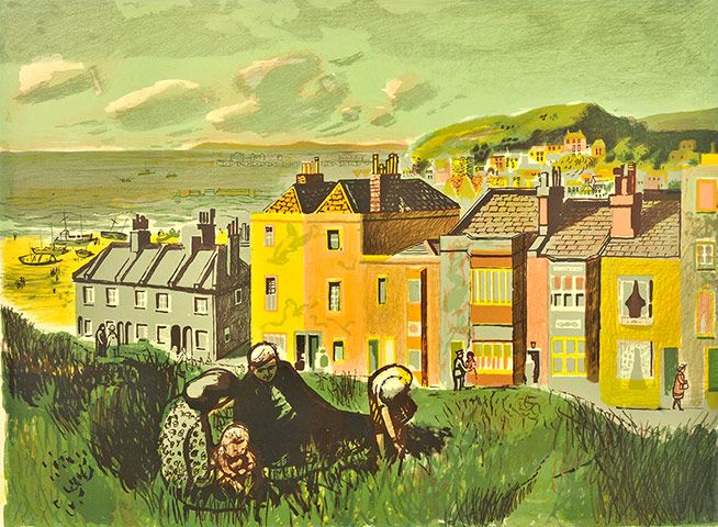 Edwin La Dell, Hastings, 1947