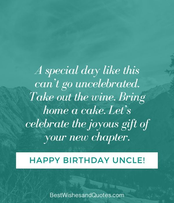 Happy Birthday Quotes For Uncle In Hindi: The 25+ Best Happy Birthday Uncle Quotes Ideas On