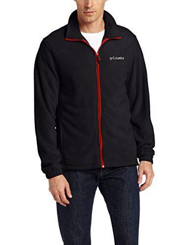 SALE PRICE - $24.43 - Columbia Men's Steens Mountain Front-Zip Fleece Jacket