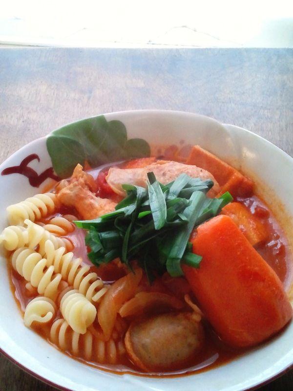 ひなやのまかない・ポトフのアレンジスープパスタ by ひな | レシピサイト「Nadia | ナディア」プロの料理を無料で検索