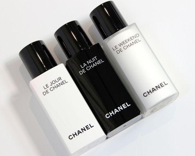 It's HERE!!!! Le Jour, La Nuit, Le Weekend De Chanel