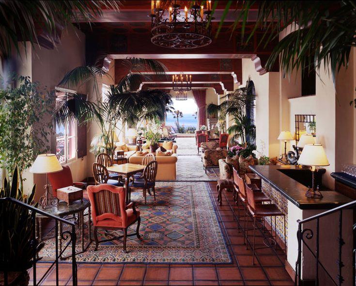 La Valencia Hotel - La Jolla California