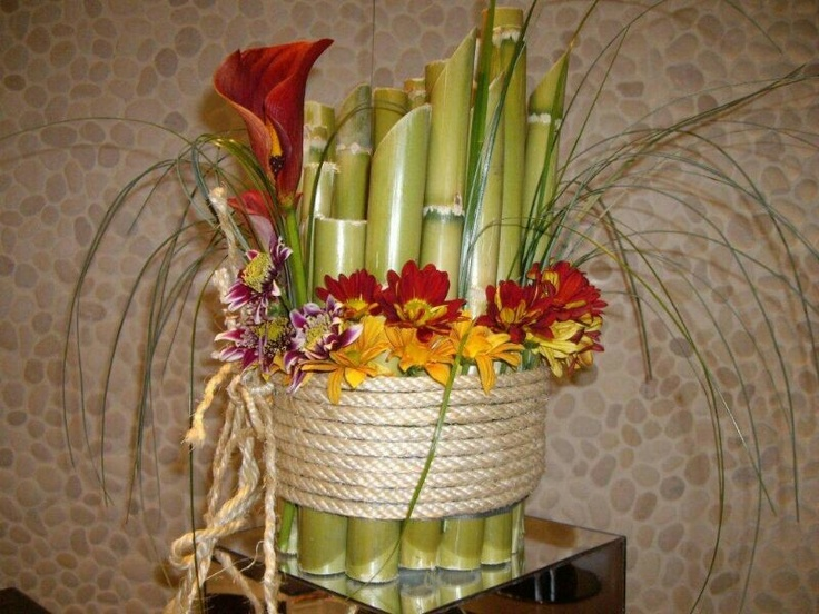 25 Best Ideas About Bamboo Centerpieces On Pinterest