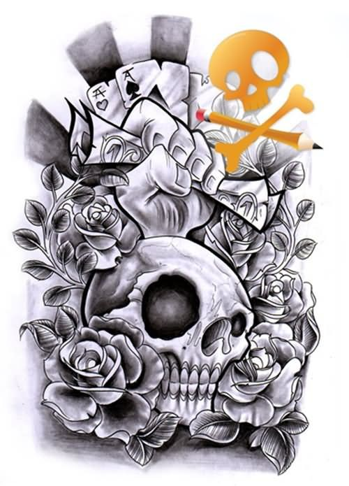 Graffiti Skull Tattoos 30  graffiti tattoo images pictures and ...