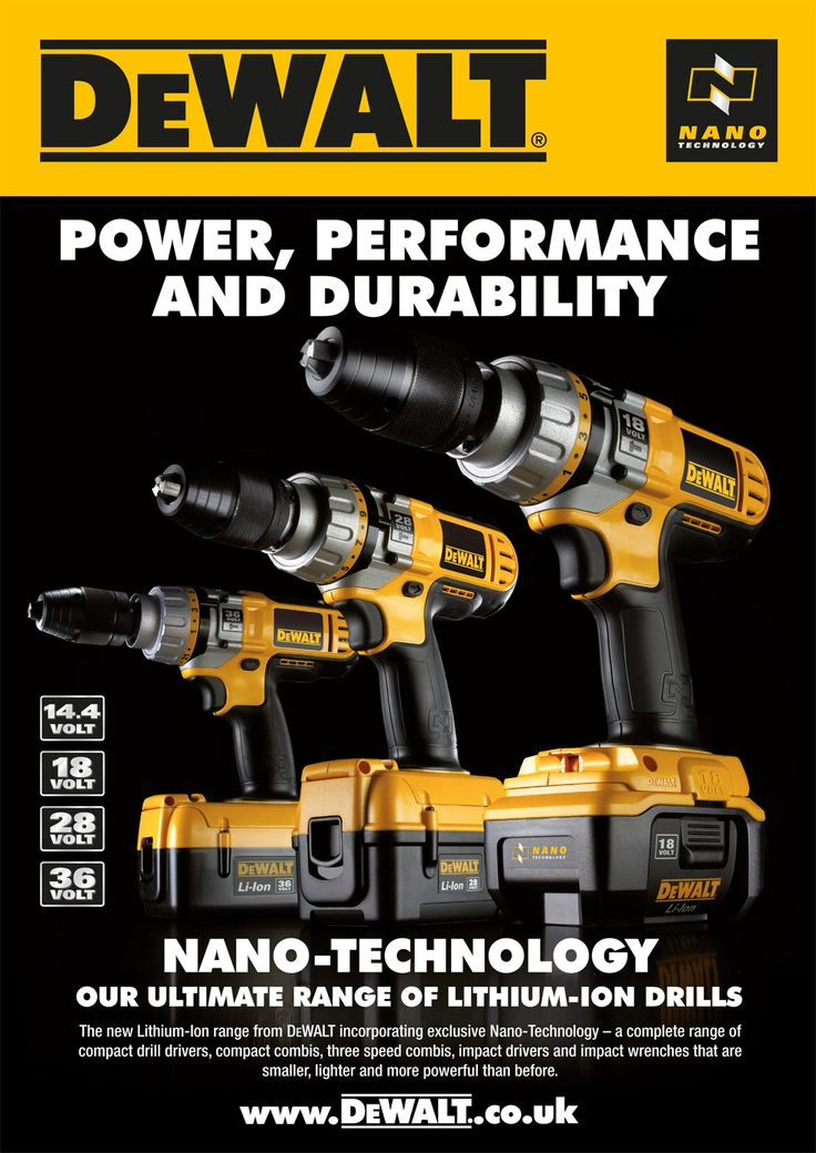 795 Best Images About Dewalt Stuff On Pinterest Cordless