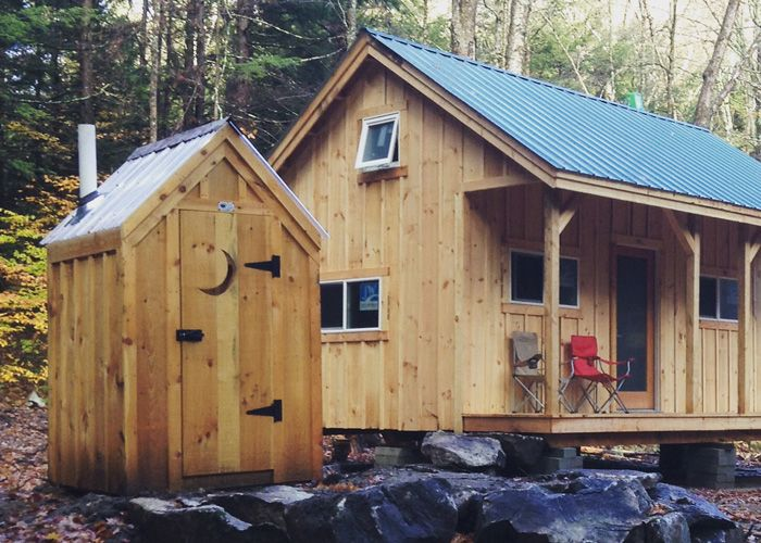 JCS On Pinterest Cottage Kits Tiny House On Wheels And Cabin Kits