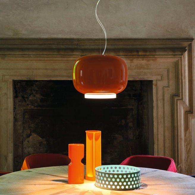 Chouchin 1 Suspension light by Foscarini. Get it at LightForm.ca
