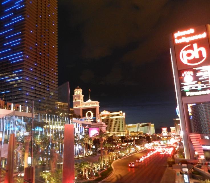 Night Life in Las Vegas