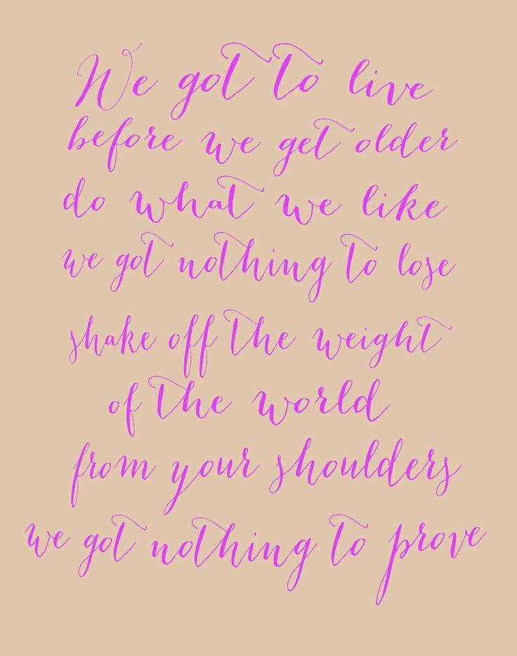 One Direction - Alive Lyrics | MetroLyrics