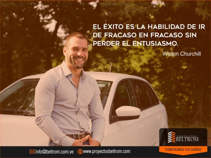 """#Frase de #Dia  Ingresa en: http://ift.tt/2pcw9de """"El éxito es la habilidad de ir de fracaso en fracaso sin perder el entusiasmo""""  #contuccion #casa #house #home #hogar #nuevaesparta #vlencia #ventas #nuevo #familia #inversion #hoy #sabiasque #venezuela #panama #miami #moderno #construction #civilengineering #today #ingenierocivil #ingeniero #engineer #engineering #civil #work #construcaocivil ManejoDeRedes@nahaweb"""