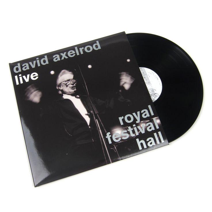 David Axelrod: Live Royal Festival Hall (180g) Vinyl 2LP+DVD
