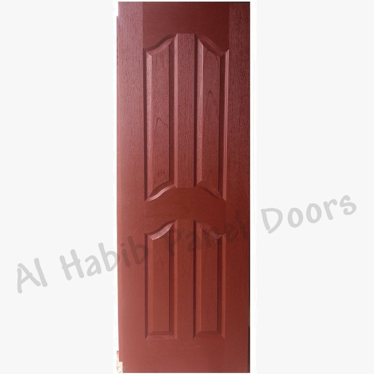 choco brown four panel fiberglass door hpd552 fiber panel doors al habib panel doors