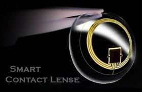 Image result for google contact lenses