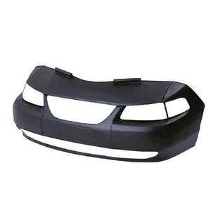 LeBra Front End Cover for Select Honda Accord Models- Vinyl - Black