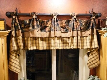 country kitchen valances country kitchen curtains window treatments 2922