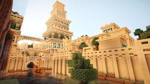 マインクラフトの絶対に見ておくべきすごい建築物・建造物 24選|はや速