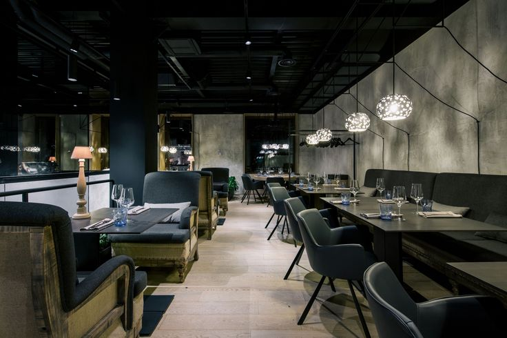 Casa Nori restaurant by YoDezeen architects