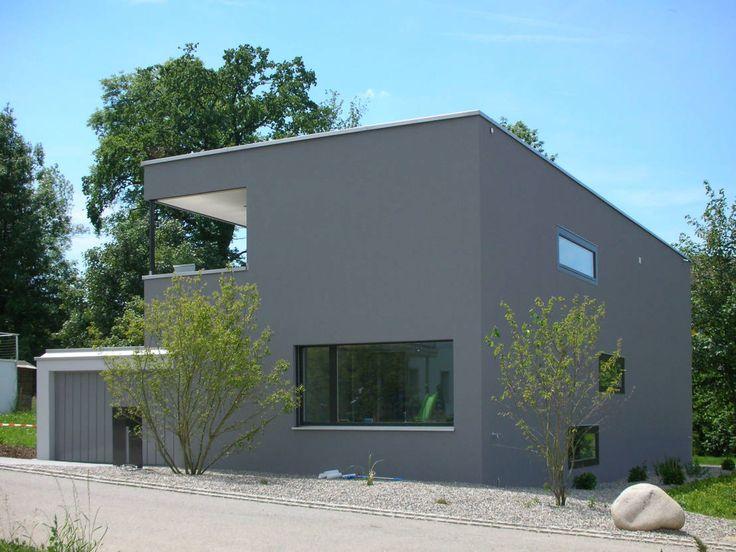 Hausfassade modern  36 besten Fassade Bilder auf Pinterest | Fassadenfarbe ...