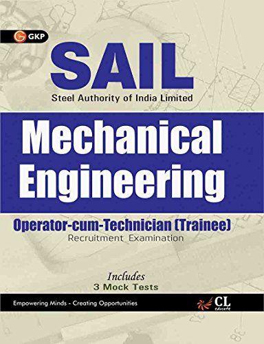 SAIL Mechanical Engineering Guide Operator-cum-Technician (Trainee)