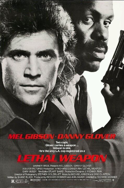 Arma letale - Lethal Weapon - Un film di Richard Donner. Con Mel Gibson, Danny Glover, Gary Busey, Mitch Ryan, Tom Atkins.  Titolo originale Lethal Weapon. Poliziesco, durata 110' min. - USA 1987