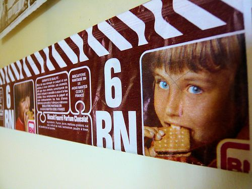 BN aka Choco BN, the best cookie ever made on earth