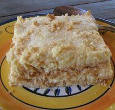 Pineapple Fridge Tart recipe