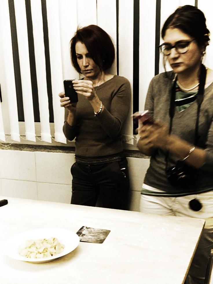 Ma in cucina si twitta?!?!? @rossadisera @cuori+forchetta
