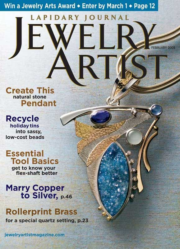 10 Favorite Jewelry Designs, 10 Favorite Issues