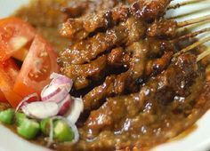 Resep Sate Kambing Madura Bumbu Kacang
