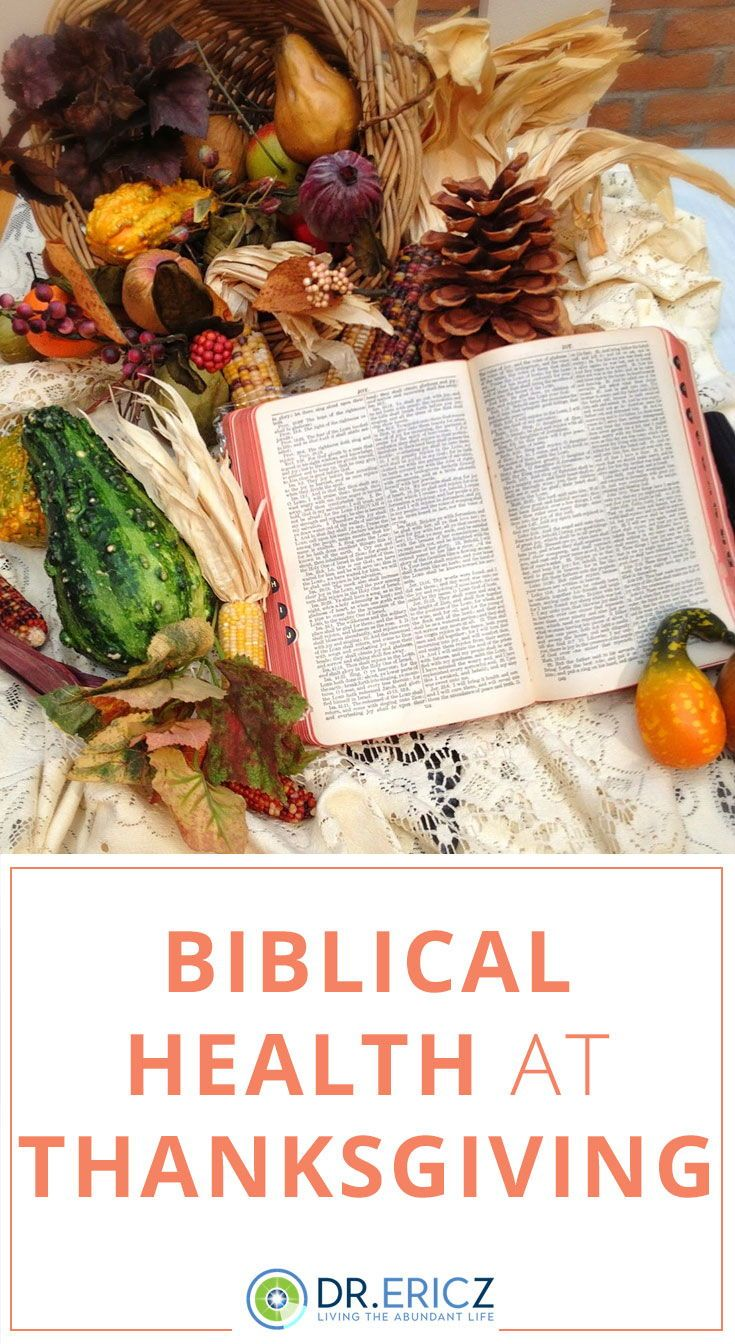 where in the bible does it talk about thanksgiving
